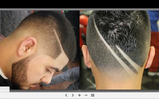 髮型對於男人