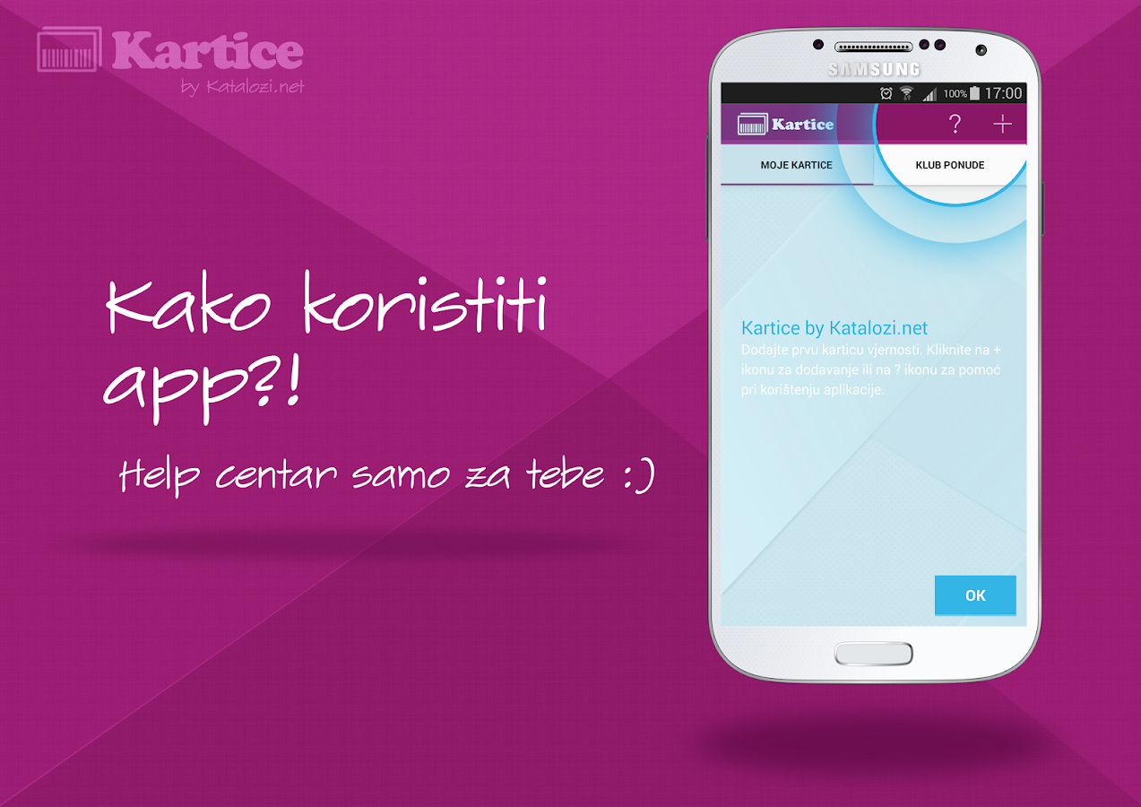 Kartice- screenshot