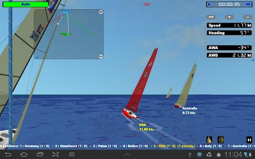 cWind Sailing Simulator- screenshot thumbnail