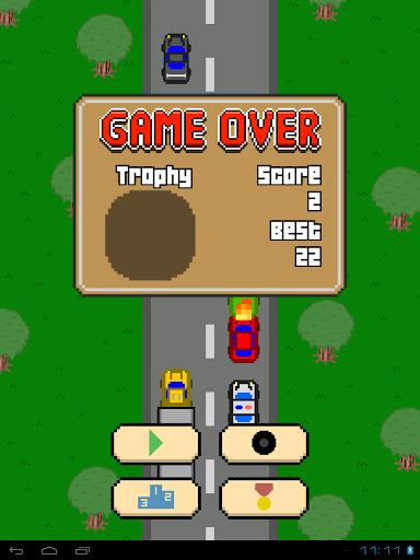 【免費街機App】Carjacker-APP點子