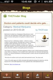 THCFinder - Dispensary Finder- screenshot thumbnail