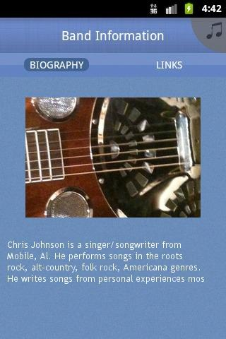 Chris Johnson - screenshot