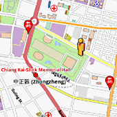 Taiwan Amenities Map (free)