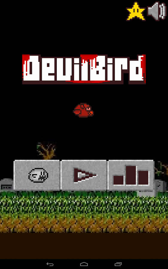 ZombieBird - The Flapping Dead- screenshot