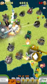 TowerMadness: 3D Tower Defense Screenshot 1