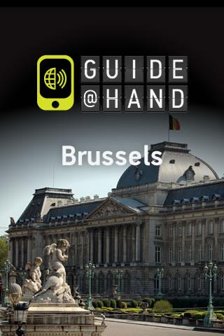 Brussels GUIDE HAND