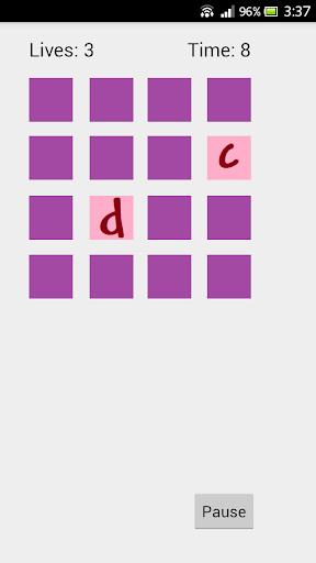 PJ Matching Game
