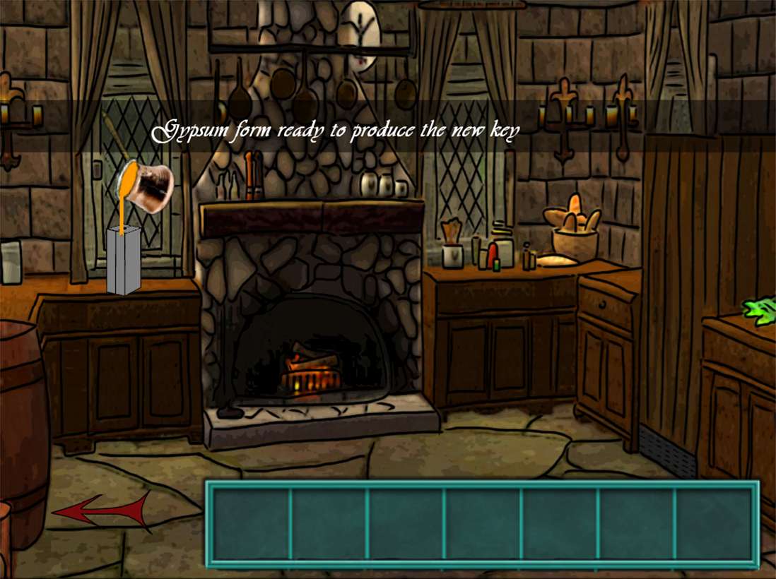 Castle of Puzzles- screenshot