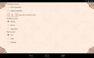 Screenshot of MK Score