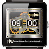 JJW Digital Gears Watchface 3