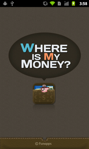 가계부 free - Where is my money