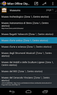 Milan Offline City Map - screenshot thumbnail