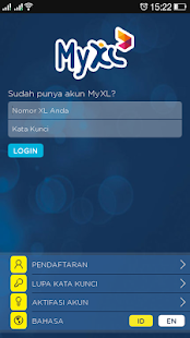 MyXL - screenshot thumbnail