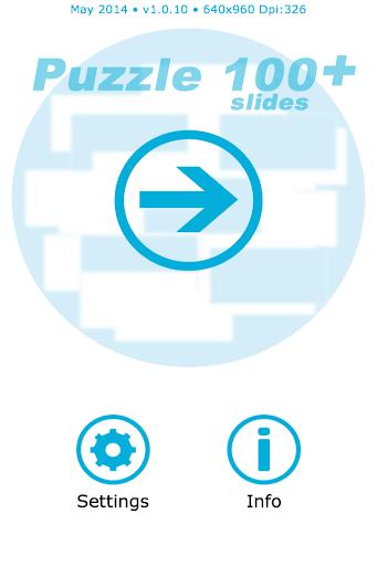 Puzzle 100 Slides