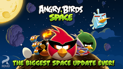 Angry Birds Space Premium Screenshot 40