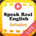 SPEAK REAL ENGLISH Lite icon