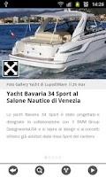 Screenshot of Yacht e barche a vela