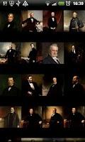 Screenshot of American Presidents