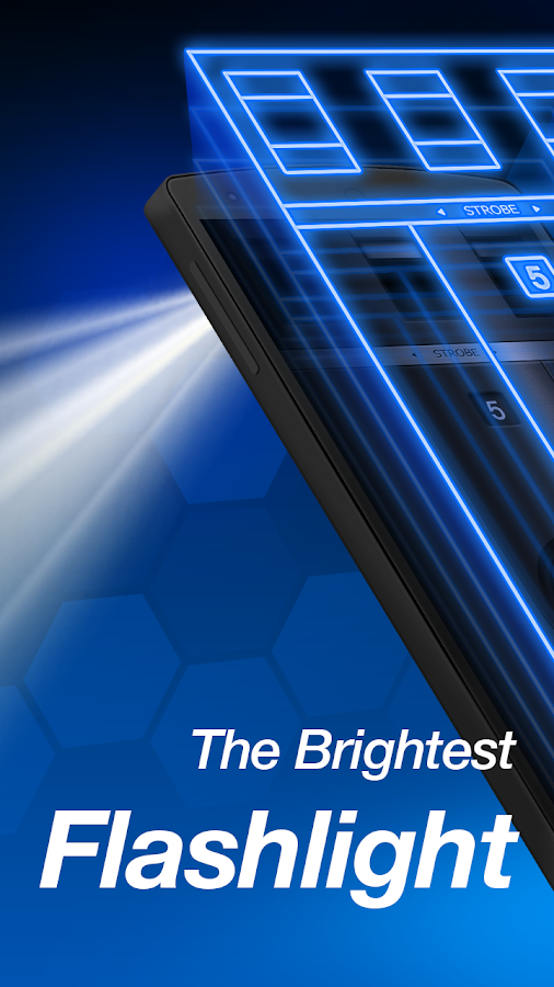 Brightest LED Flashlight - screenshot