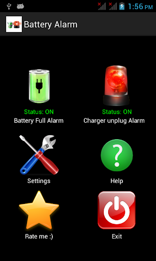 Battery Full Theft Alarm Pro