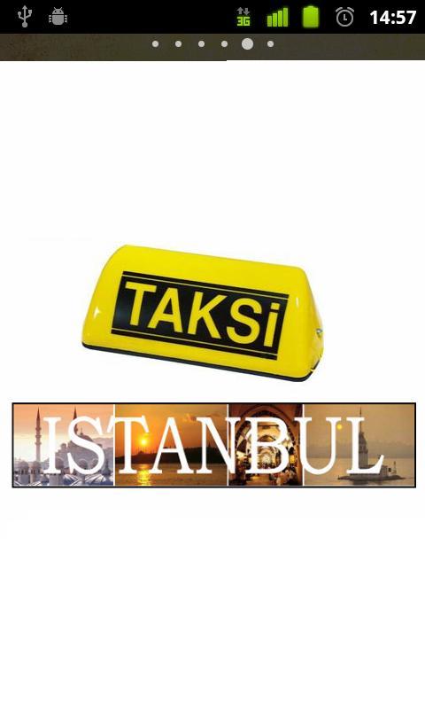 TaksiStanbul - screenshot