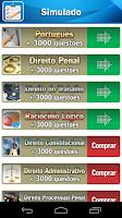 Screenshot of Concurso Público