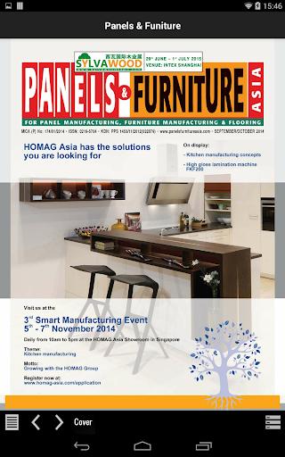 Panels Furniture Asia