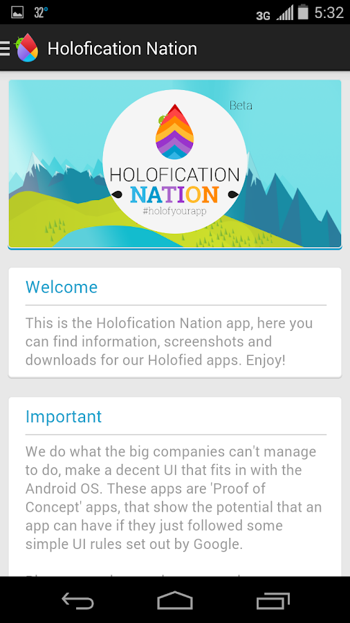 Holofication Nation - screenshot