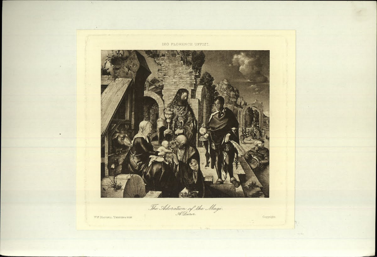 Bib New T Birth Adoration Of The Magi C-F