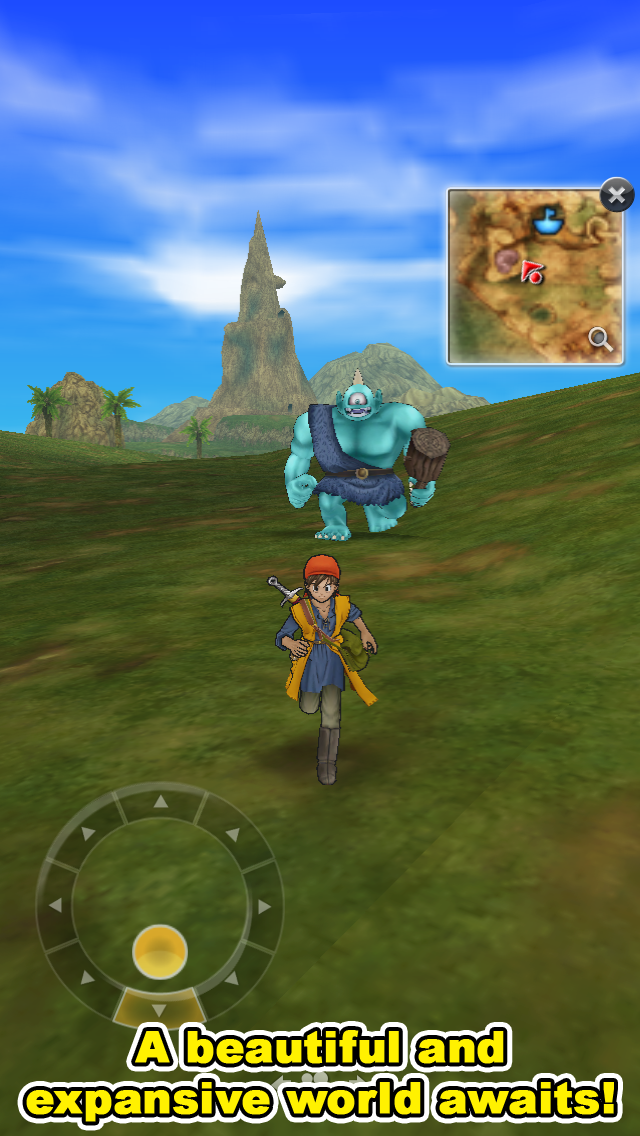 DRAGON QUEST VIII screenshot #3