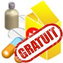 Gestion Médicament (gratuit) icon