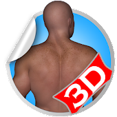 Back 3D Fitness Workout Sets
