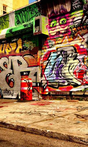 涂鸦动态壁纸|玩個人化App免費|玩APPs