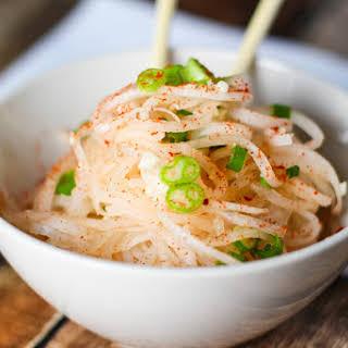 Daikon Radish Salad Recipes.