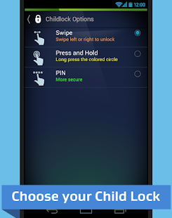 Kids Mode & Child Lock- screenshot thumbnail
