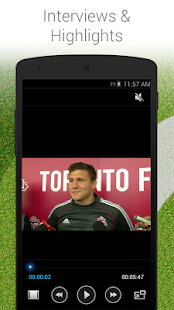 Toronto FC Mobile- screenshot thumbnail