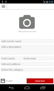 Eventmode - screenshot thumbnail