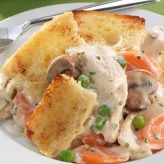 Sister Schubert's® Chicken Pot Pie with Bread Topping