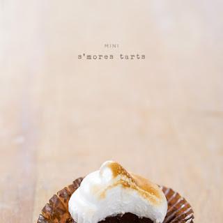 Mini S'Mores Tarts Recipe