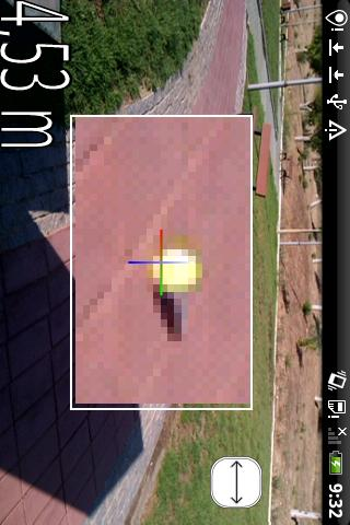 Optical Telemeter- screenshot