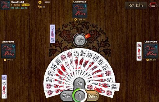 Chu1eafn Su00e2n u0110u00ecnh - Chan Pro  gameplay | by HackJr.Pw 13