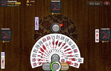 Chắn Sân Đình – Chan Pro APK Download – Free Card GAME for Android 10