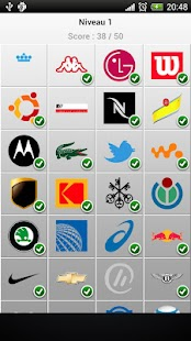 Ultimate Logo Quiz- screenshot thumbnail