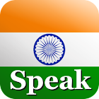 Speak Hindi Free icon