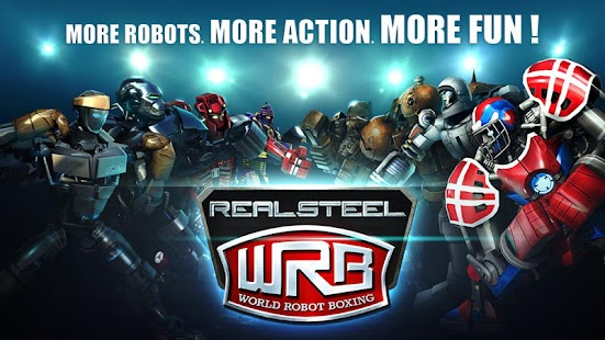 Real Steel World Robot Boxing v2.1.27 [Mod Money] APK