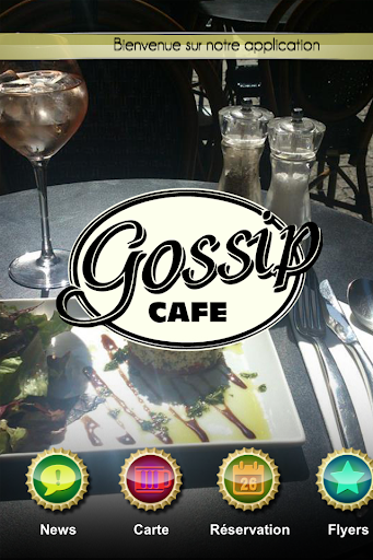 Le Gossip Cafe