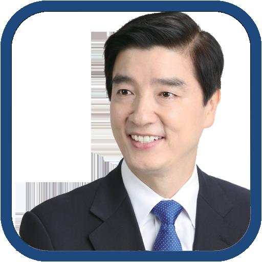 이해식 [새정치민주연합당 강동구청장 후보] LOGO-APP點子
