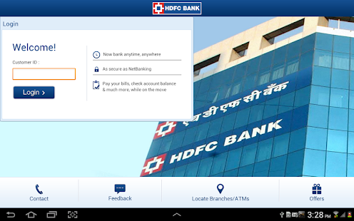 HDFC Bank Tablet 1