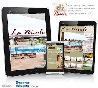 La Nicole - restaurant piscina- screenshot thumbnail