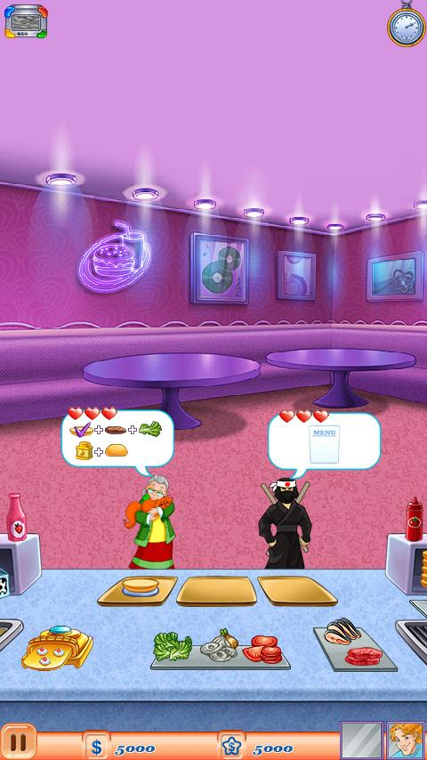 Cake Mania - Main Street Lite - screenshot